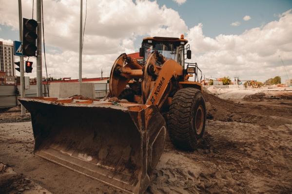 Строительство транспортной развязки через железную дорогу планируется в створе улицы Аккумуляторной