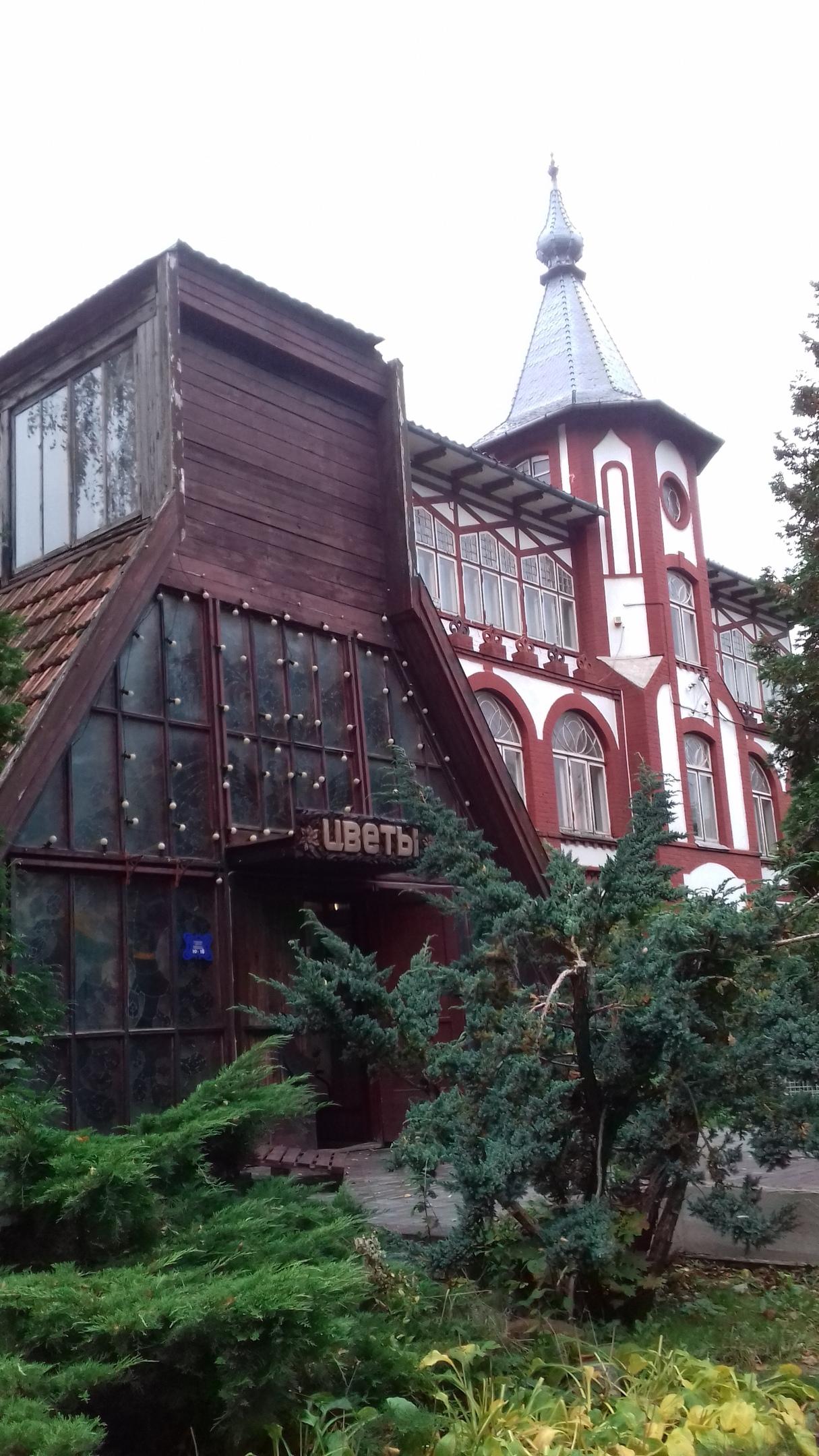 Европейскую архитектуру стоит искать в Зеленоградске и Светлогорске