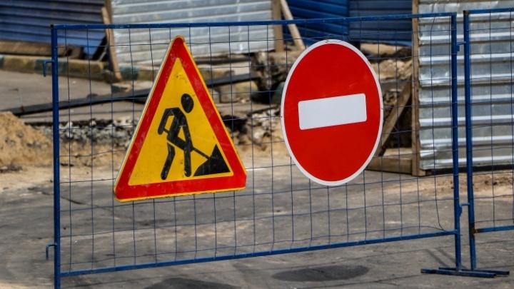 Развязку на Циолковке хотят построить на пять месяцев раньше