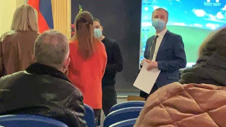 Ты не пройдешь: в Ярославле прошли не очень публичные слушания по изменению генплана города