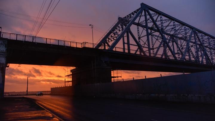Северодвинский мост вновь закроют на сутки для движения 11 ноября