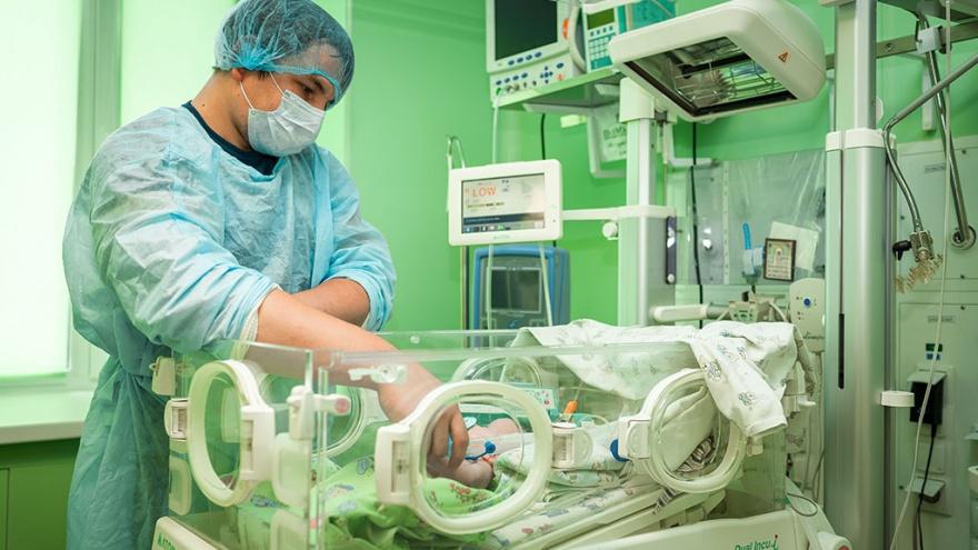 Власти заявили о рекордном снижении младенческой смертности в Челябинской области