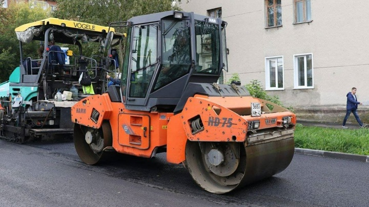 В 2021 году мэрия Кемерово отремонтирует 27 дорог. Рассказываем, какие именно