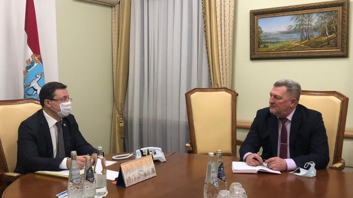 Борьбу с коррупцией в самарском правительстве доверили выходцу из ФСБ