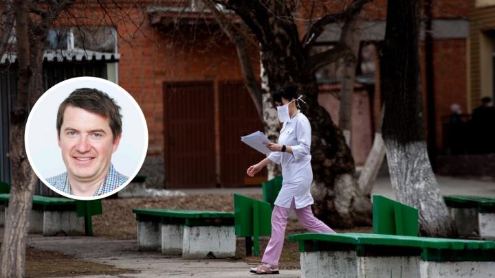 Необычное «спасибо» из-за рубежа: тюменец заказал 1000 масок в ателье, чтобы подарить медикам