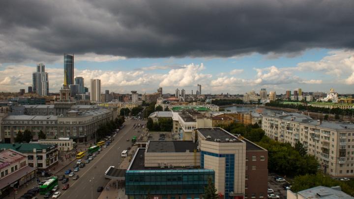 Майские субтропики: в выходные в Екатеринбурге будет тепло и сыро