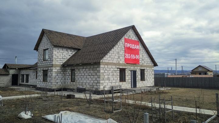 Красноярцы стали массово искать дачи в аренду во время режима самоизоляции