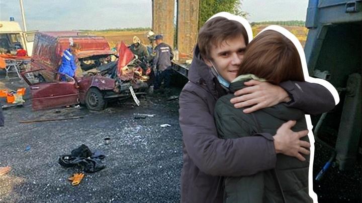 «Мама везла меня из Кинеля с полицией»: в Самаре спасли мужчину с разрывом печени