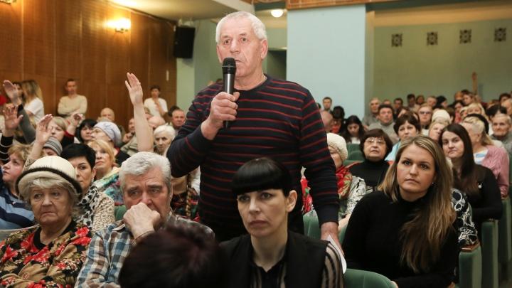 Прокуратура займётся ДУКом Московского района после жалоб жителей на встрече с Пановым