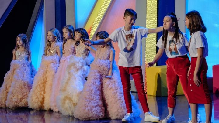 Пермские школьники попали в телешоу «Детский КВН»
