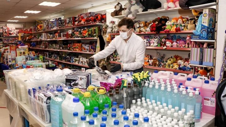 От кукол и красок до геля и масок: как нижегородскому магазину игрушек пришлось меняться, чтобы жить