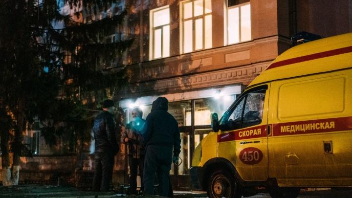 Замминистра здравоохранения региона Анастасия Малова написала заявление об увольнении