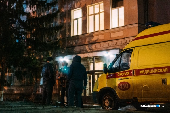 После ЧП со скорыми 26 и 27 октября Малову отстраняли от работы