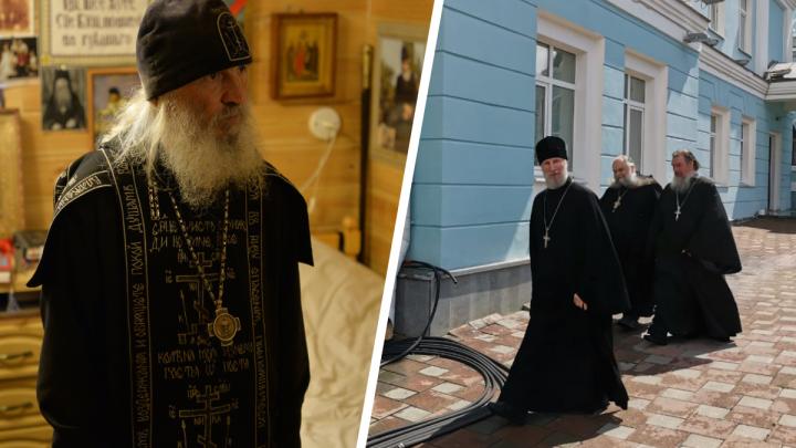 Церковный суд над схиигуменом Сергием, на который прилетела Ксения Собчак, снова перенесли