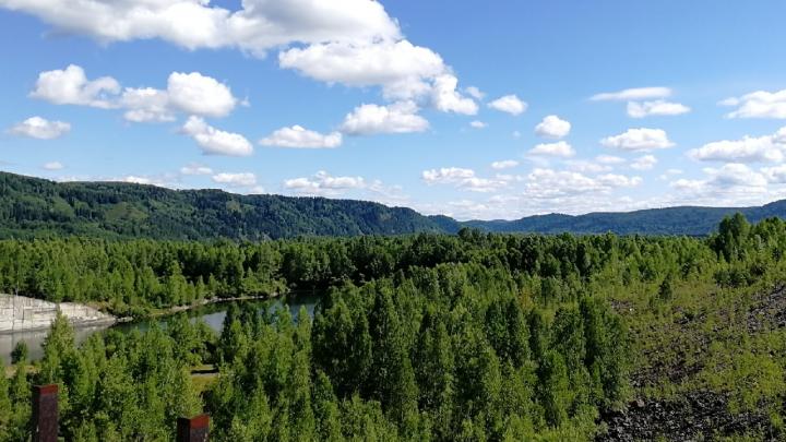 Синоптики Кузбасса пообещали тёплую и неустойчивую погоду на неделе