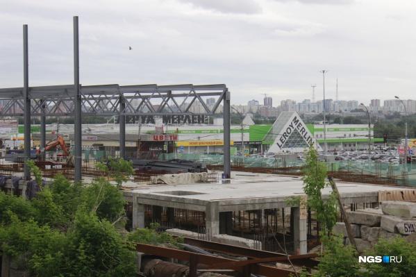 «Декатлон» разместится по соседству с гипермаркетом родственной сети «Леруа Мерлен»