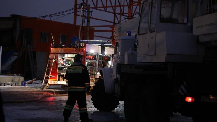 После гибели двух человек при взрыве на челябинском заводе пластиковых окон возбудили уголовное дело