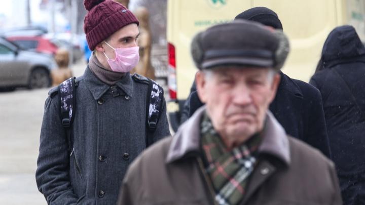 В Башкирии на коронавирус проверят лиц старше 65 лет