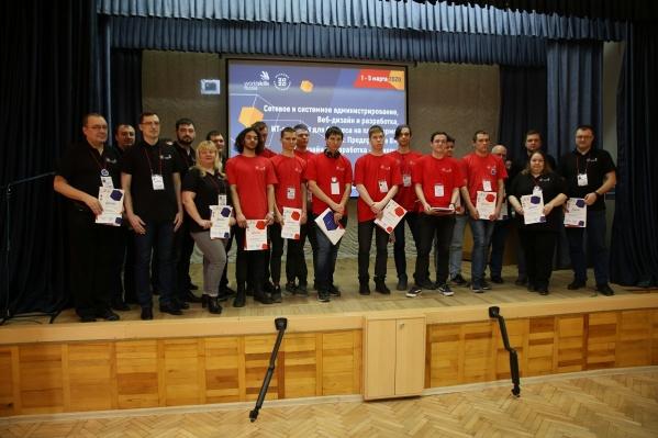 Эксперты и     конкурсанты компетенции «Сетевое и системное администрирование»