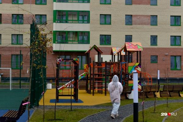В Архангельске — полторы сотни заболевших за сутки
