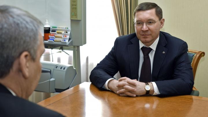 Владимир Якушев может стать новым полпредом в УрФО