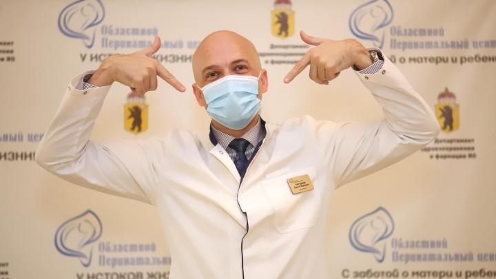 «Сторонникам борьбы посвящается»: главврач из Ярославля объяснил, как маски защищают от заражения COVID