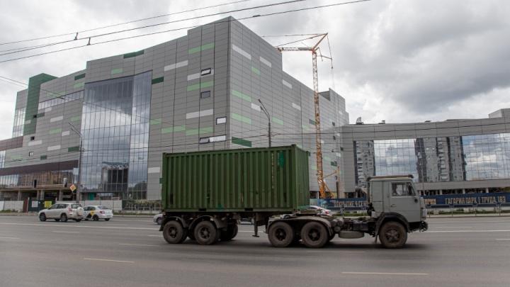 Сдачу конгресс-холла «Таганай-2020» в Челябинске перенесли из-за пандемии коронавируса