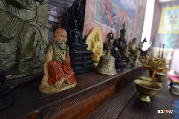 На Урале продолжается конфликт буддистов сгорнодобывающей компанией «Евраз»
