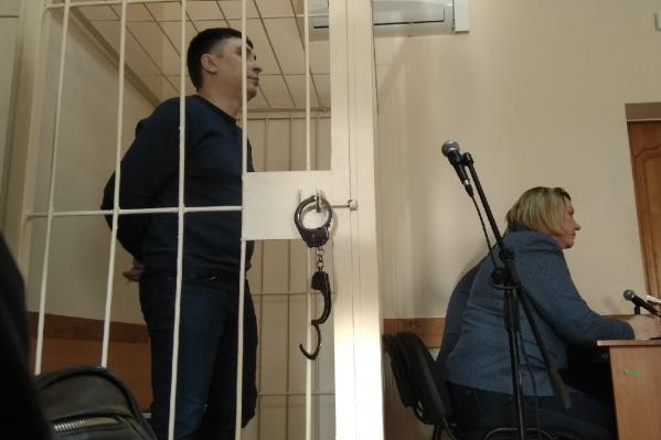 Суд отказался выпускать на свободу экс-начальника отдела полиции Ивана Нещадимова