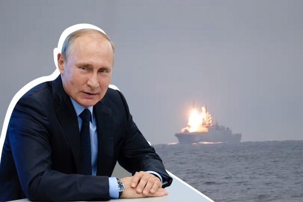 «Циркон» запустили накануне в Белом море