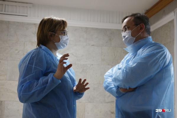 С начала пандемии в Поморье заразились коронавирусом26 978 человек