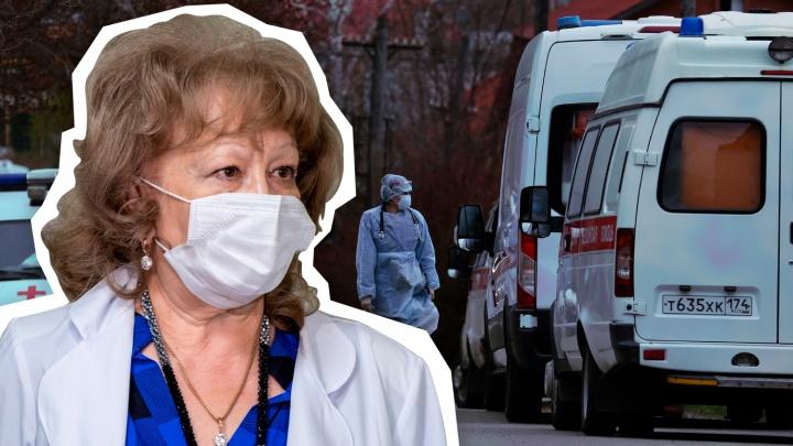 «Второй раз болеют тяжелее»: челябинский эпидемиолог — о том, кто повторно рискует заразиться коронавирусом