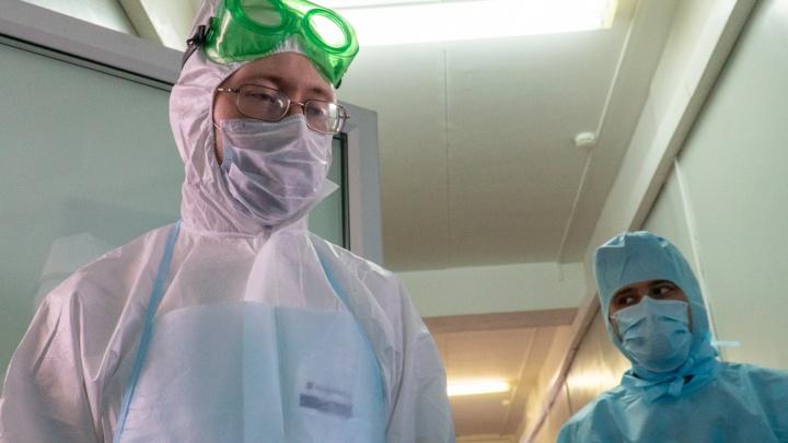 «Привезла COVID-19 из Европы»: в штабе рассказали о новой заболевшей коронавирусом