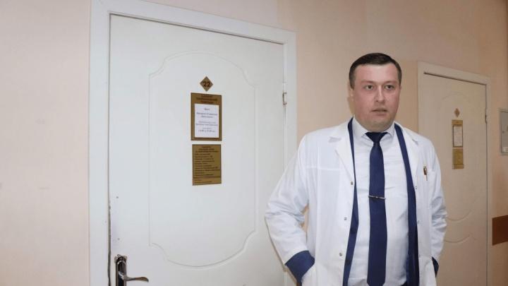 В ЦГБ Каменска-Шахтинского, откуда массово увольнялись медики, назначили нового главврача