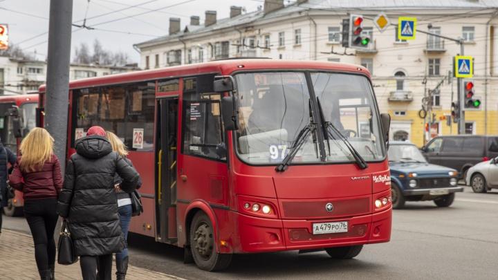Маршрутки в Ярославле тоже перейдут на безнал: когда это произойдет