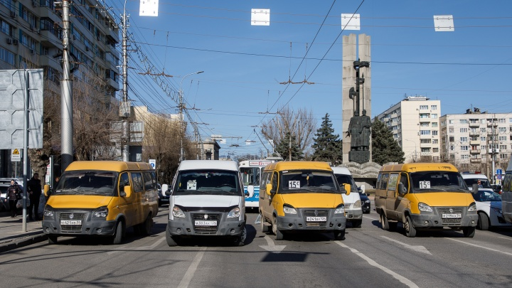 Волгоград лишится пяти популярных заказных маршрутов