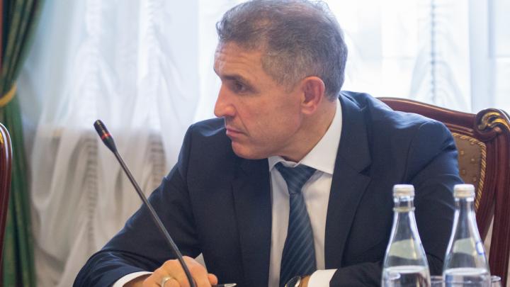 Министр Пивкин рассказал, когда можно будет ходить по тротуару на Шоссейной
