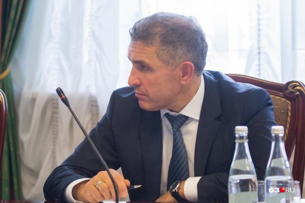 Иван Пивкин сослался на проектную документацию