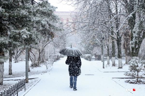 Декабрь окажется самым суровым из зимних месяцев