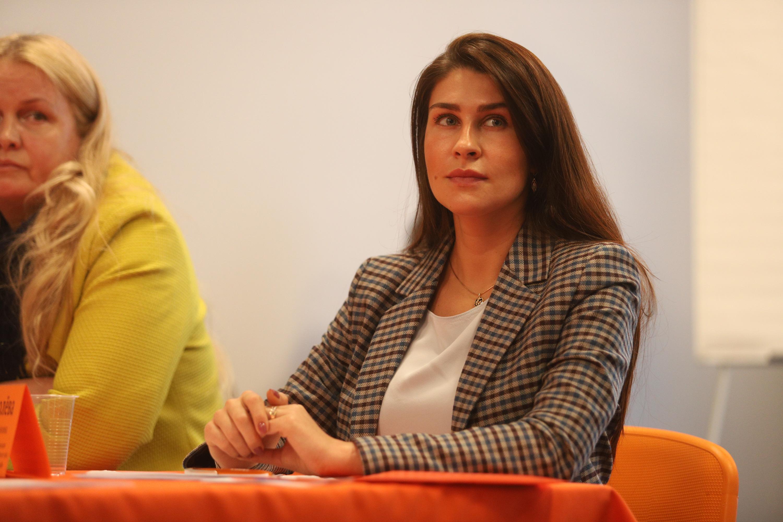 начальник отдела организации взаимодействия с инвесторами (фронт-офис) ГУП «Управление инвестиций» Анна Королева