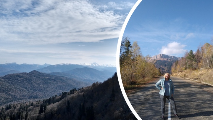 Мир глазами нижегородцев: путешествие в республику гор, водопадов и ущелий — Адыгею
