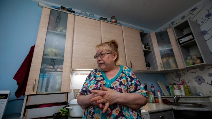Тюменка ждет от администрации квартиру 37 лет
