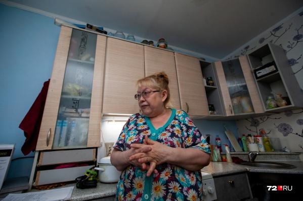 Женщина долгое время пытается получить жилье