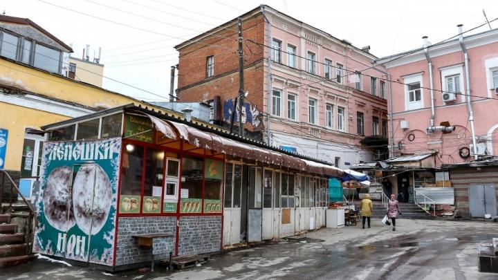 «Пятиэтажки в центре города не будет»: градозащитники заявили, что ТЦ на Мытном рынке не построят