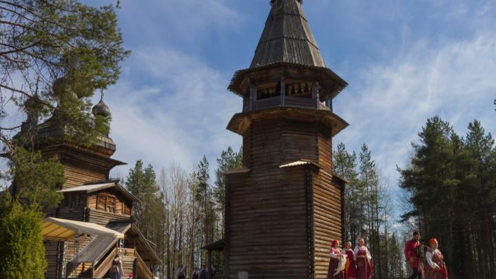 Нацпаркам и музеям Архангельской области разрешили с 14 июля проводить экскурсии на открытом воздухе