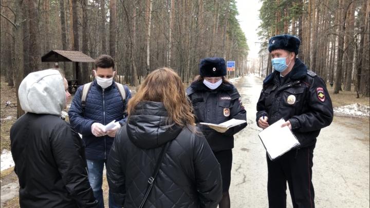 Несколько сотен полицейских патрулируют Екатеринбург: в каких случаях составляют протоколы
