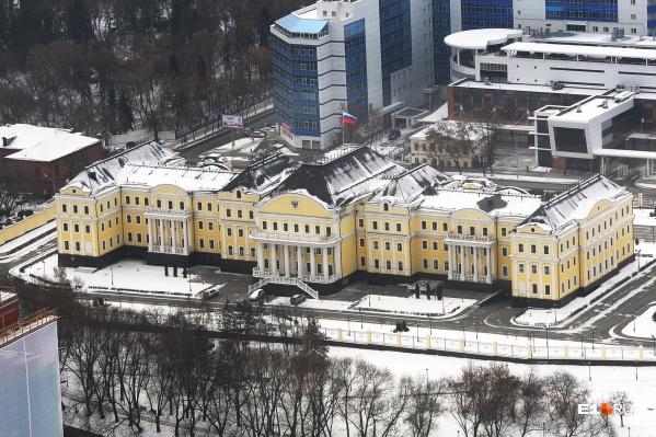 Вместо Николя Цуканова руководить полпредством в УрФО теперь будет Владимир Якушев