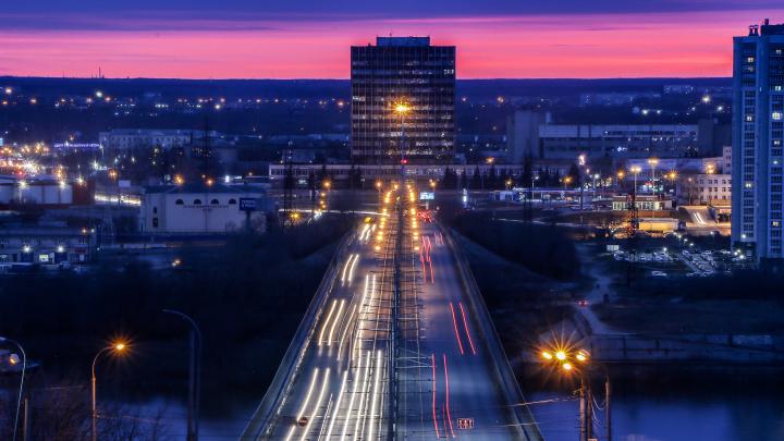 Пока вы сидите дома: 10 спокойных снимков вечернего Нижнего Новгорода