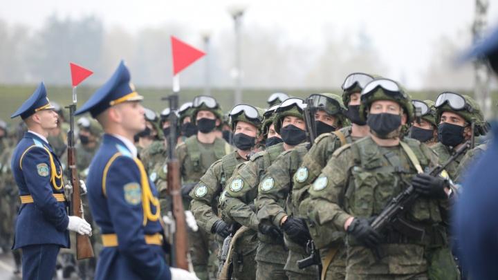 Самарские миротворцы представят Россию на учениях в Беларуси