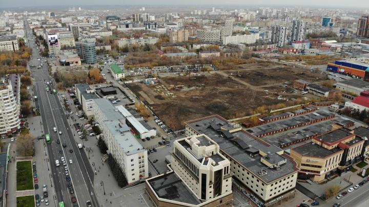 Империя прирастает: в центре Тюмени экс-супруг советника губернатора строит новый жилой комплекс